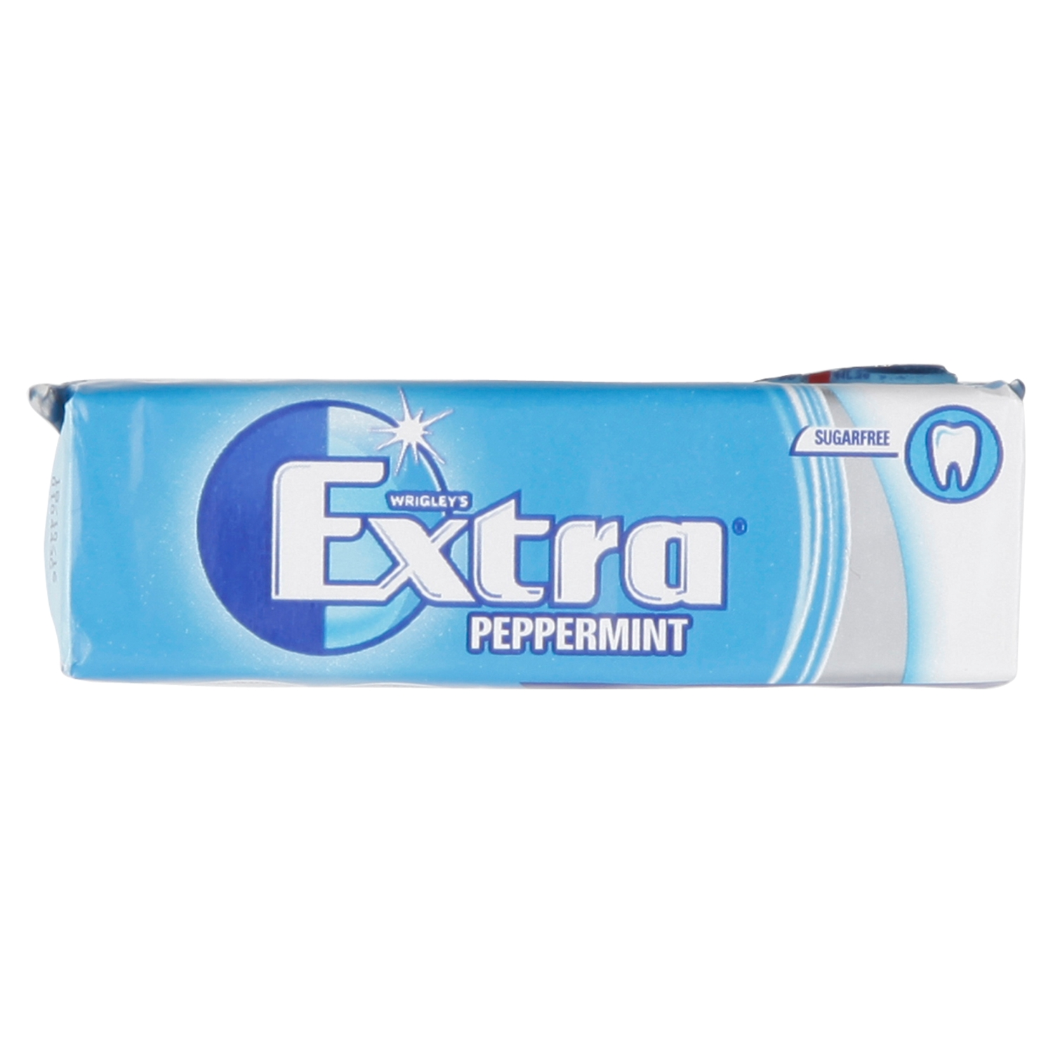 Wrigley's Extra Peppermint Sugarfree Chewing Gum 10 Pieces 14g