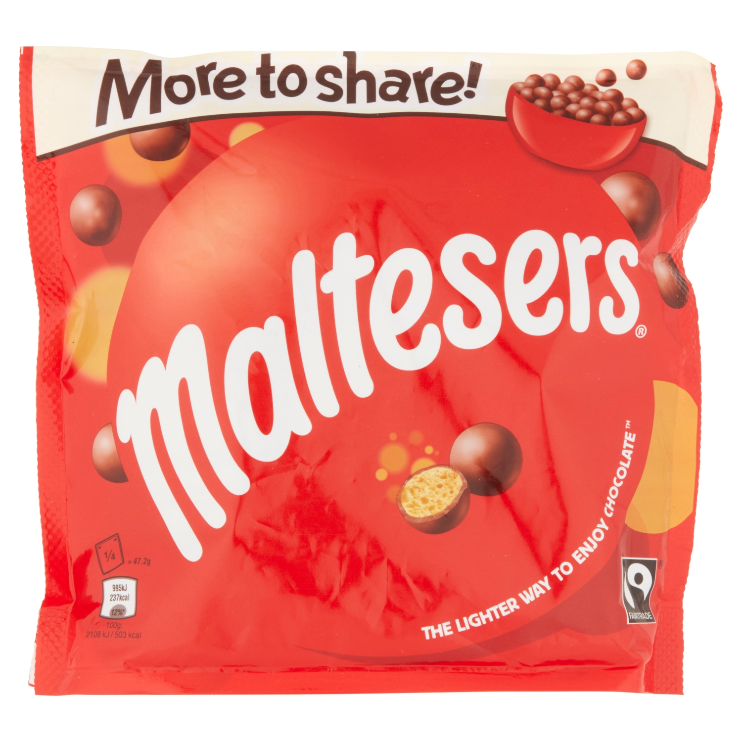 Maltesers Chocolate Pouch 189g