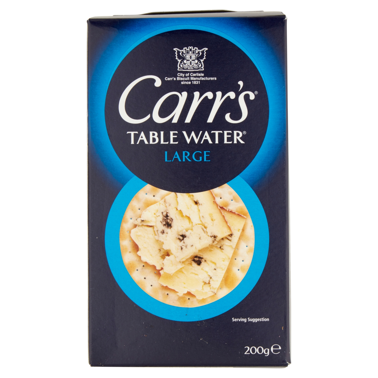 Carr's Table Water Large 200g