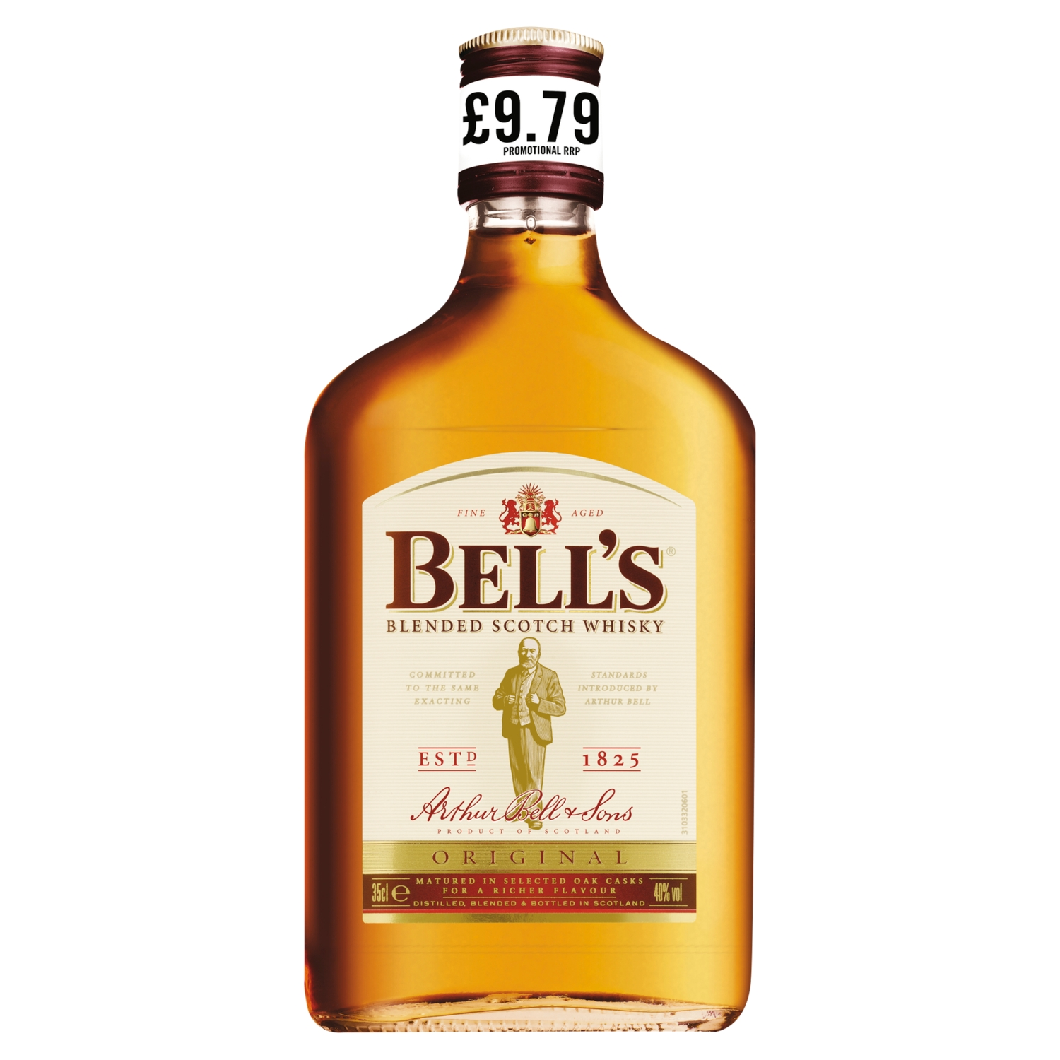 Bell's Whisky 35cl PMP £9.79
