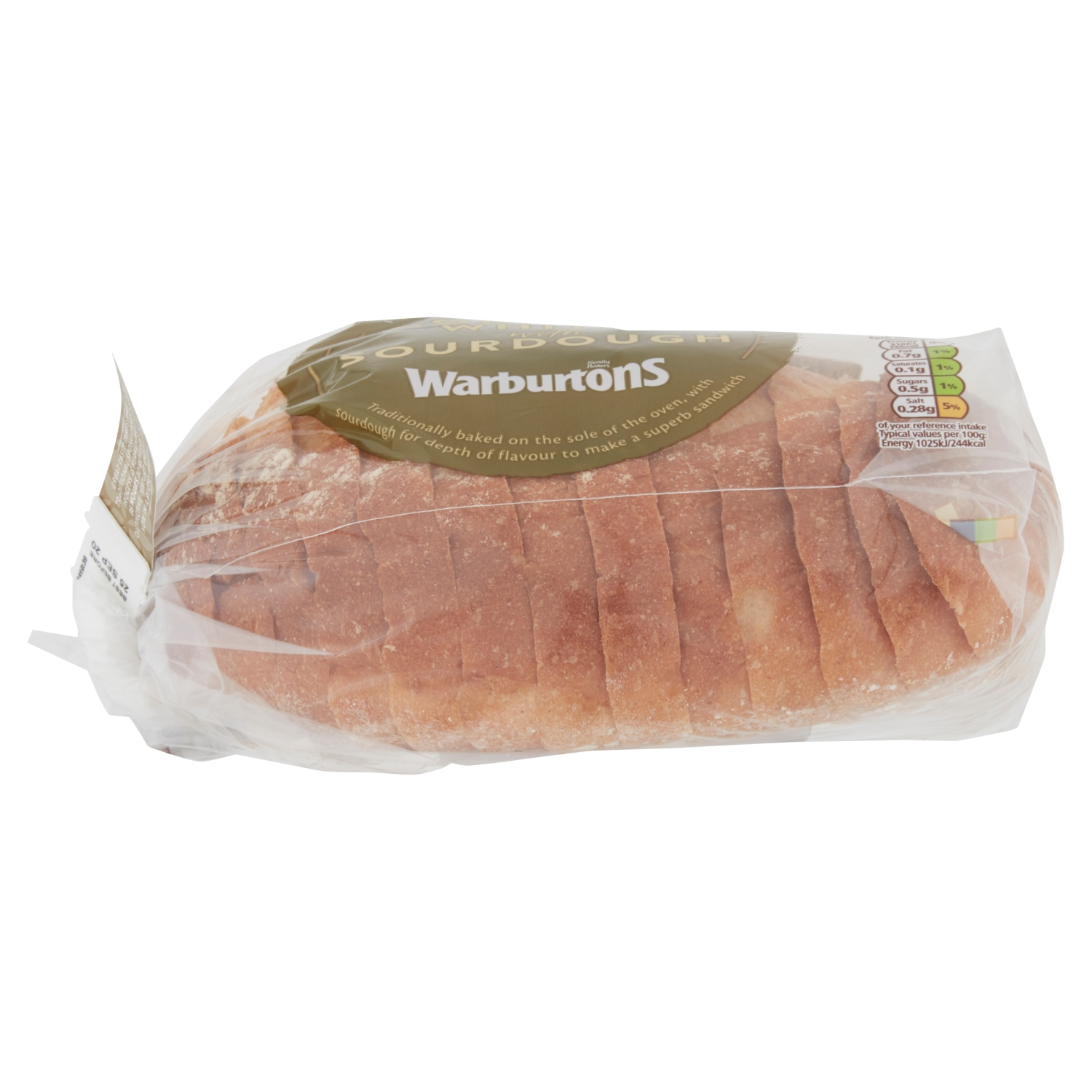 Warburtons Speciality Country White Bread 400g