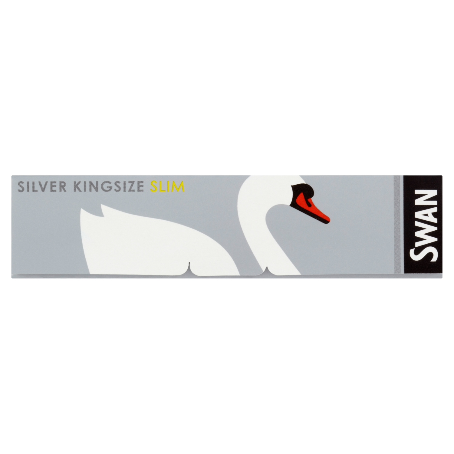 Swan Silver Kingsize Slim Ultra Fine Weight 32 Superior Quality Gummed Papers