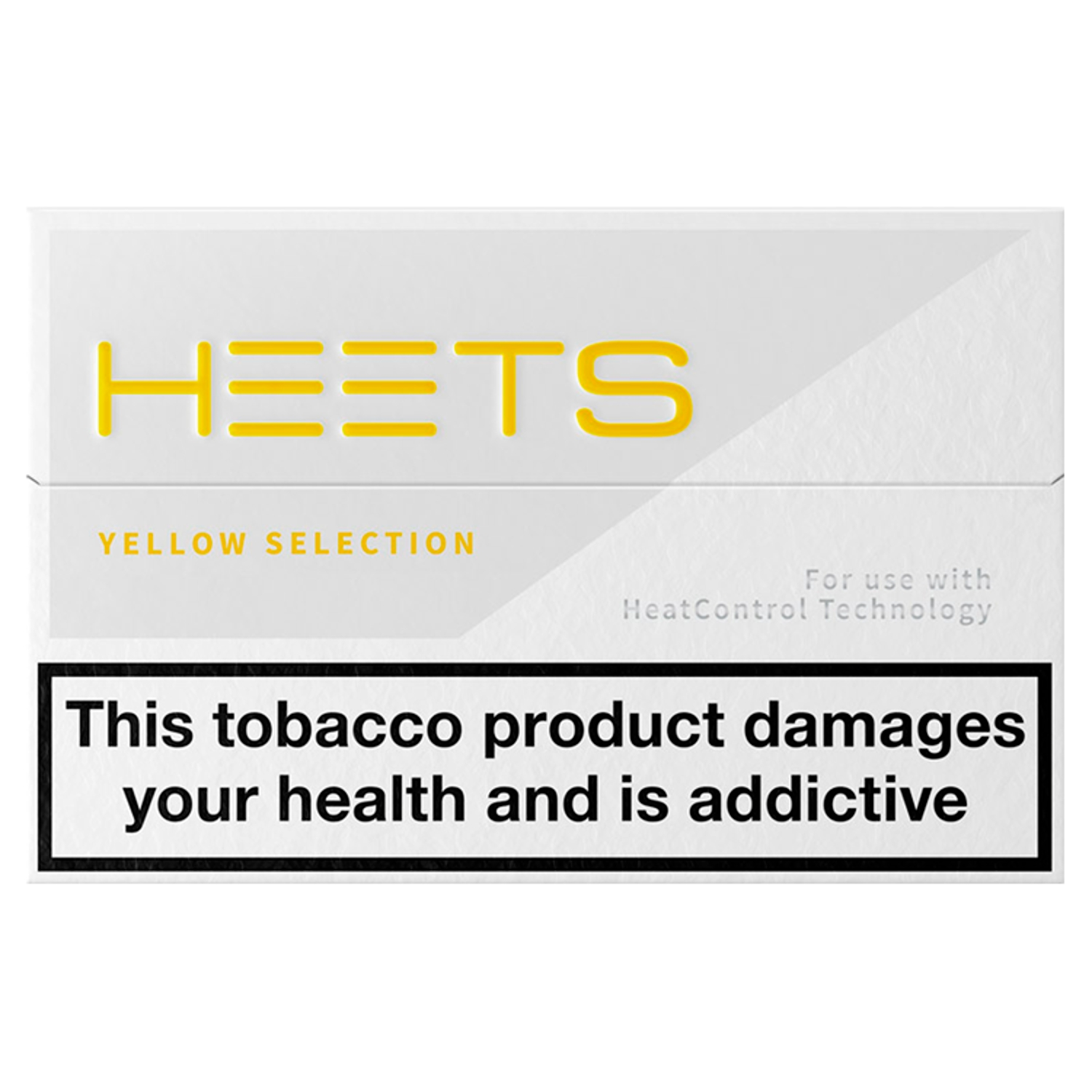 Heets Yellow Selection 20 Tobacco Sticks