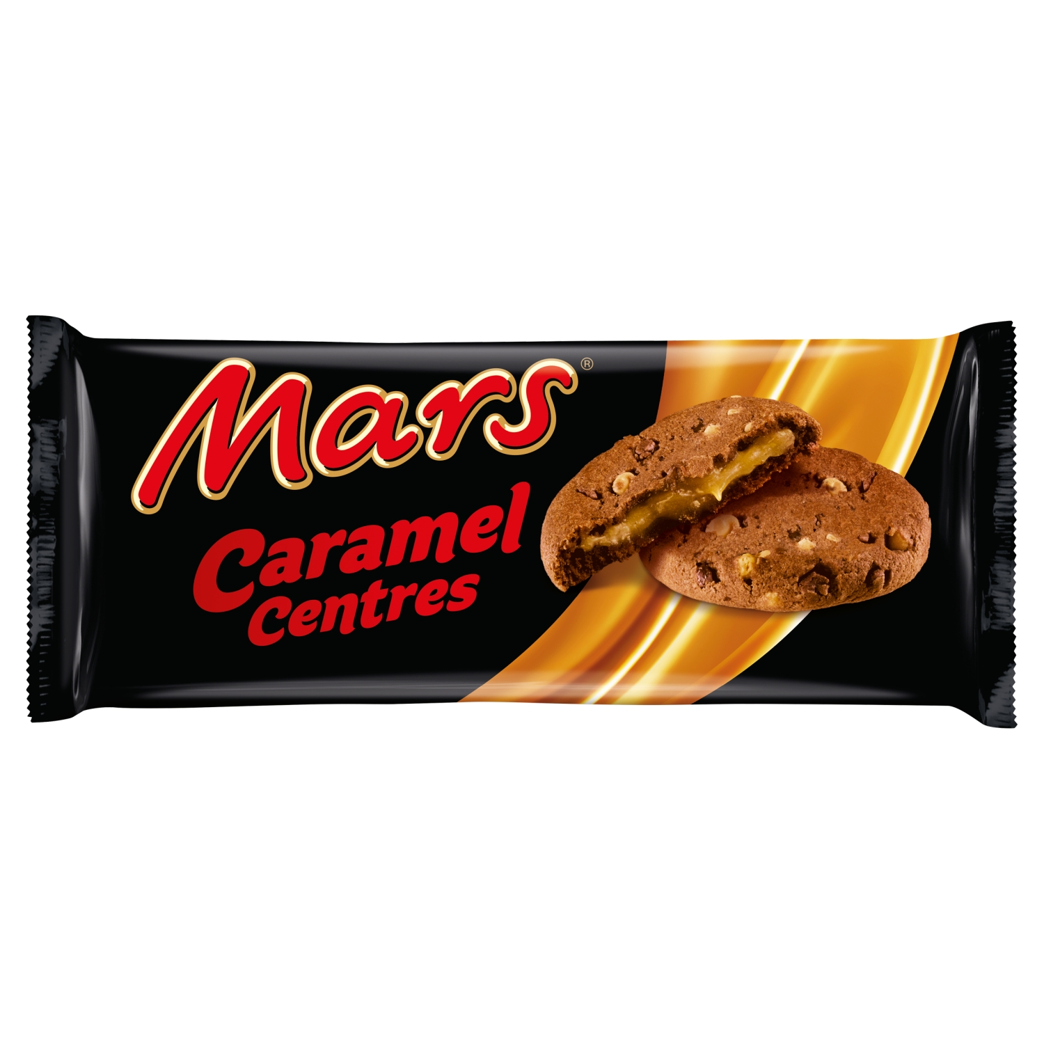Mars Caramel Centres Biscuits 144g