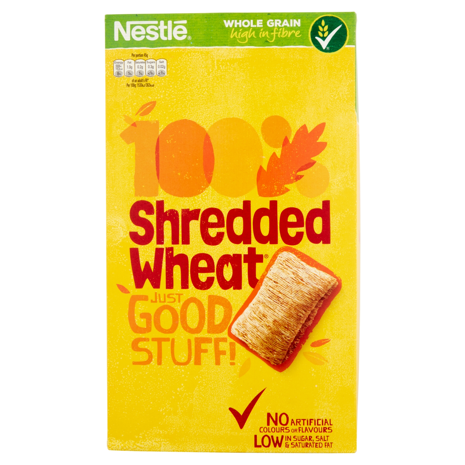 Nestlé 100% Shredded Wheat 30 Biscuits