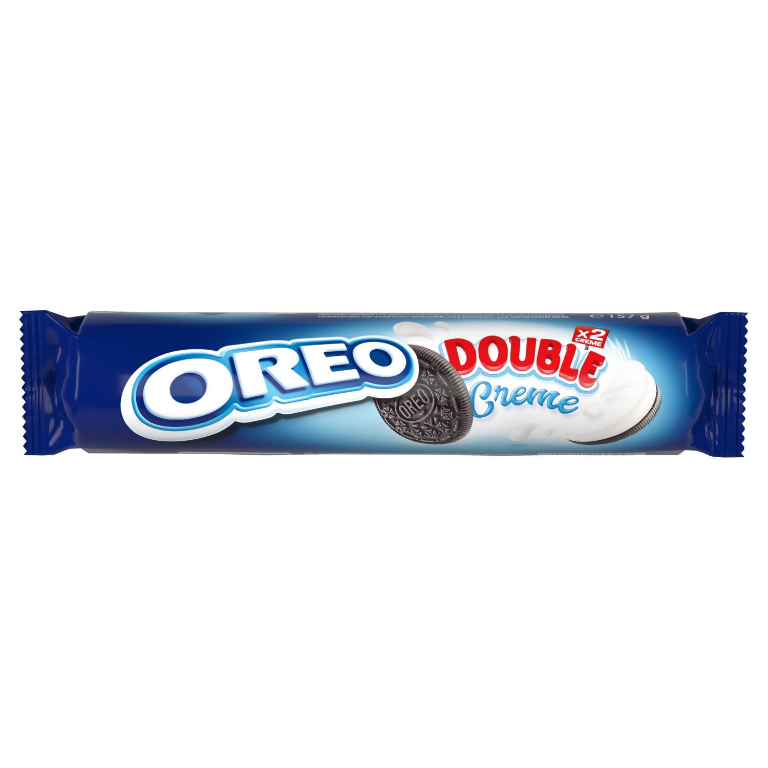 Oreo Double Stuff Chocolate Sandwich Biscuit 157g